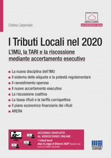Book Cover: I Tributi Locali nel 2020