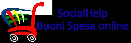 SocialHelp Buoni spesa